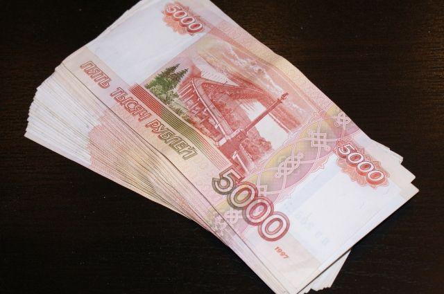 Родные подзащитного передали адвокату миллион рублей.