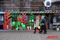 На ярмарке представлены товары дизайнеров и шоурумов со всей России.