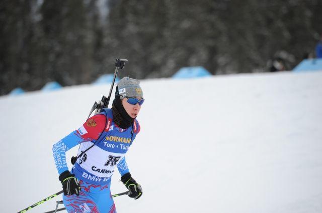 На этапе Кубка мира Ульяна Кайшева заняла 13 место в спринтерской гонке..
