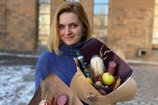 Валентина Терновая всегда мечтала быть флористом
