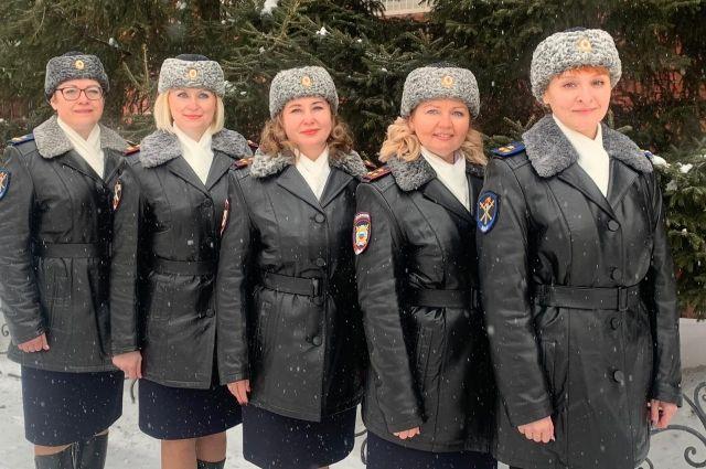 В Красноярской полиции работает всего пять женщин в звании полковника.