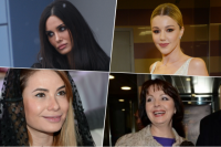 Алана Мамаева, Юлианна Караулова, Айза Долматова и Вера Новикова.