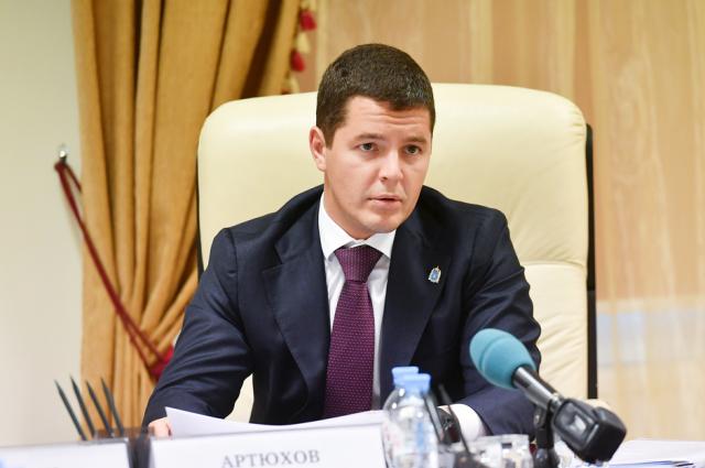 Губернатор и глава Пуровского района обсудили модернизацию ЖКХ