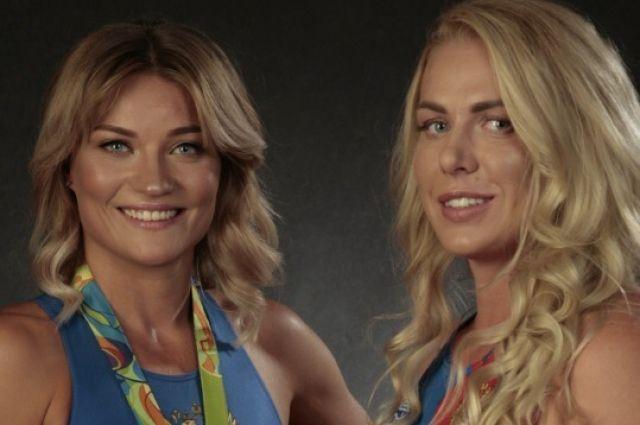 Евгения Иванова и Анна Тимофеева давно вместе выступают за сборную России по водному поло.