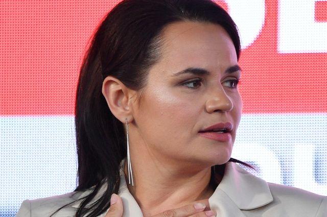 Тихановская заявила о намерении встретиться с Байденом