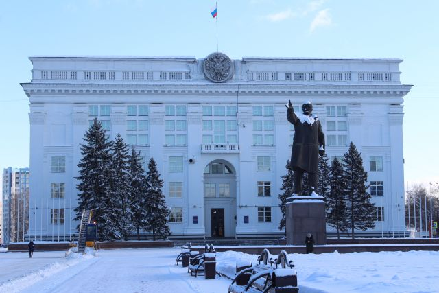 Михаил Мишустин посетил Кемерово с рабочим визитом.