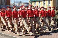 В Красноярском крае зарегистрировано уже более 15000 юнармейцев и 163 военно-патриотических клуба.