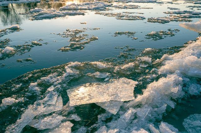 Красноярский край - регион, где возможны паводки, по данным МЧС.