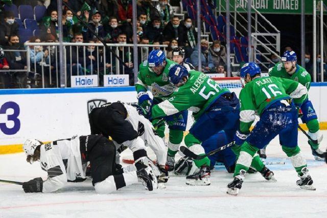 «Салават Юлаев» и «Трактор» проведут четвёртый матч серии плей-офф