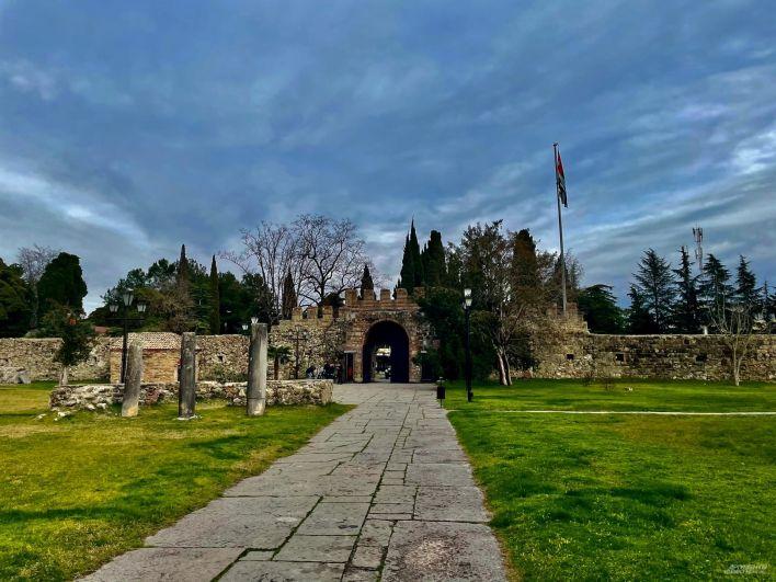 Большой Пицундский храм.