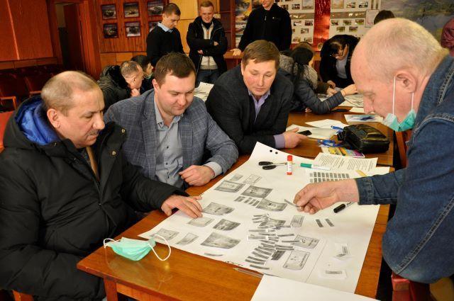 Деловая игра для руководителей и специалистов ПАО «Курганмашзавод»