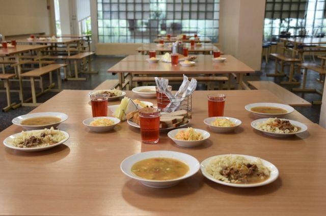 Согласно результатам расследования, в салате из помидоров и огурцов, щах и гарнире ко второму блюду - рожках были обнаружены бактерии стафилококка.