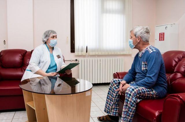 В Тюмени прооперировали ямальца с вышедшим наружу кардиостимулятором