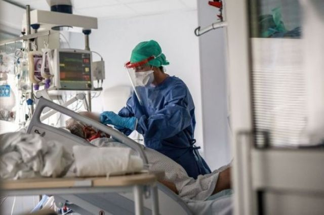 В Ивано-Франковске наибольшая смертность с начала пандемии COVID-19.