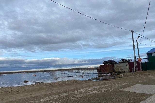 Определен реестр населенных пунктов, которые могут пострадать от подтопления.