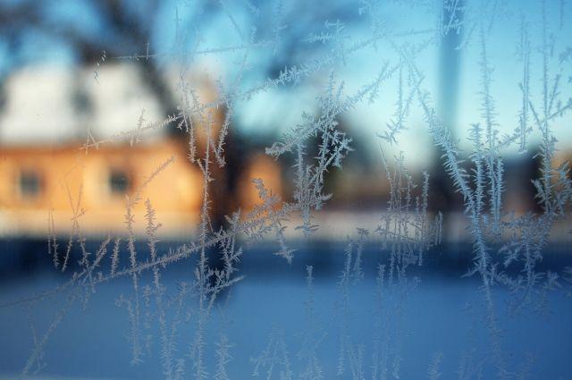 Температура днём от – 12 до – 17, на севере – до -22 градусов.