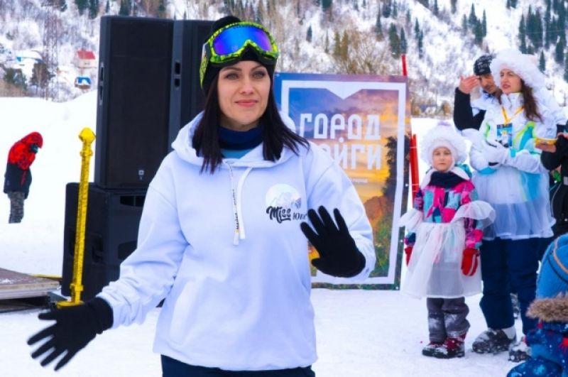 Конкурс проходил в Междуреченске на горе Югус.