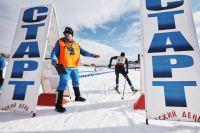 Тюменский экстремальный фестиваль завершился лыжными гонками на реке