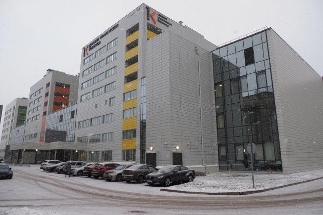 На территории Красноярской краевой больницы планируют построить новые объекты здравоохранения.