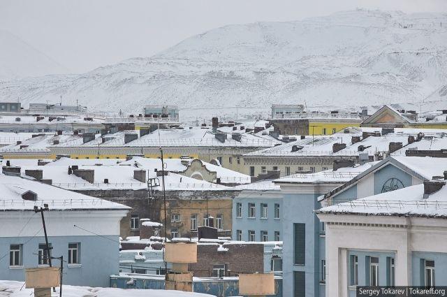 В ближайшее время северную столицу края ждёт реновация.