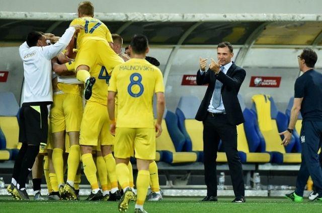 Вся украинская рать: Назван расширенный состав игроков отборочного турнира к ЧМ по футболу
