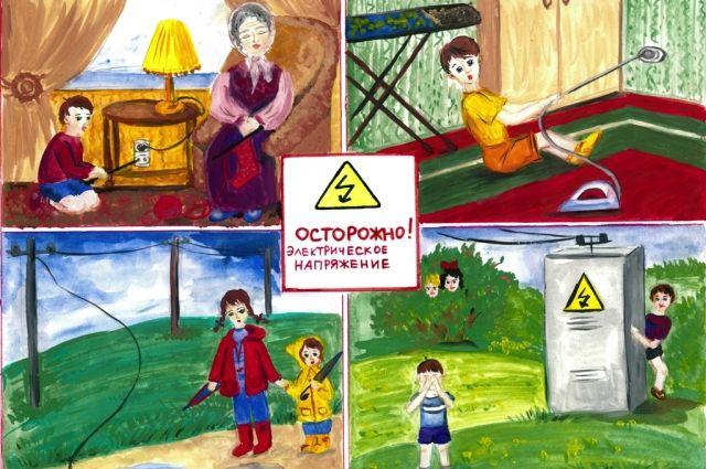 Ежегодно в рамках программы профилактики детского электротравматизма сотрудники филиала «Россети ФСК ЕЭС» – МЭС Урала проводят десятки экскурсий на подстанции