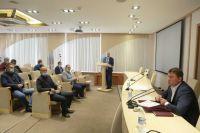 Сергей Ерёмин напомнил, что обсуждение данного проекта ведётся более двух лет.