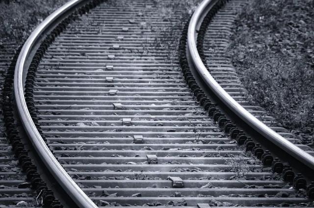 В Тюменской области на ж/д перегоне произошел пожар в локомотиве поезда