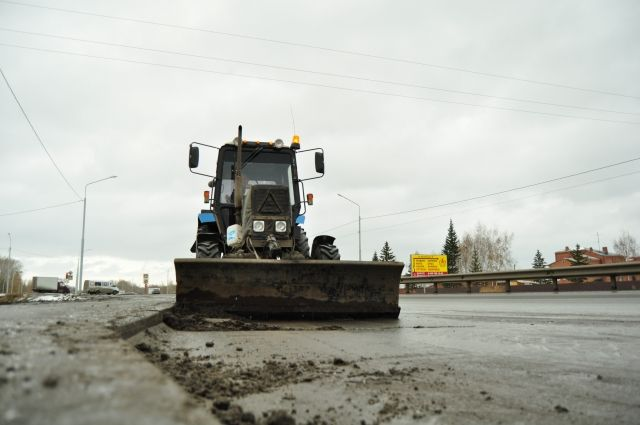 В Красноярске из-за неудовлетворительного состаяния дорог произошло 153 ДТП за зиму.