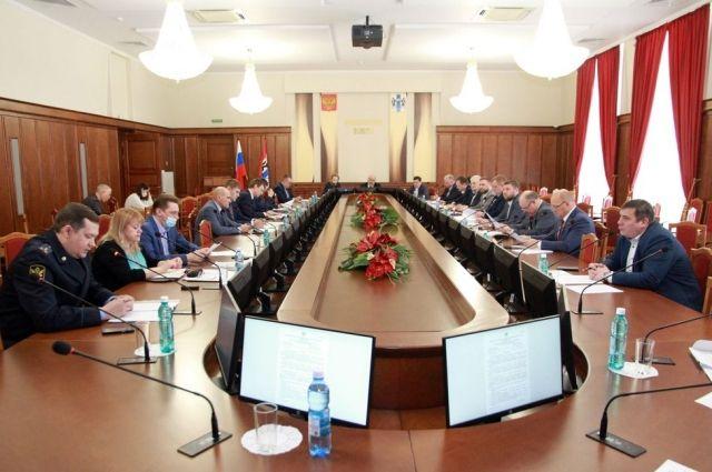 Актуальная информация со стройплощадок стала темой обсуждения депутатов Законодательного Собрания.