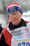 Самым резвым из ветеранов оказался 71-летний Анатолий Николаевич Курносов.