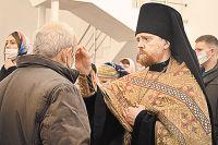 Вот уже 17 лет игумен Нектарий (Морозов) живёт в Саратове.