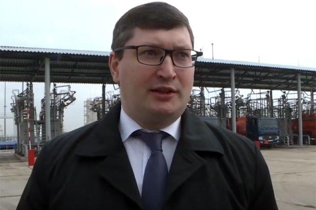 Заместитель руководителя Росстандарта Алексей Кулешов.