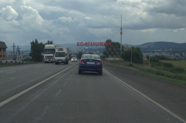 На развязке со стороны Калинина уже начались работы.