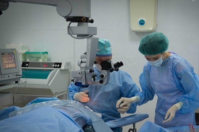 Высокотехнлогичные операции в клинике делают и по полису