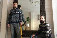 Братья Никита и Семён Гилёвы резко сменили сферу деятельности и не пожалели об этом.