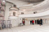Очередная дата завершения реконструкции – ноябрь 2021 года.