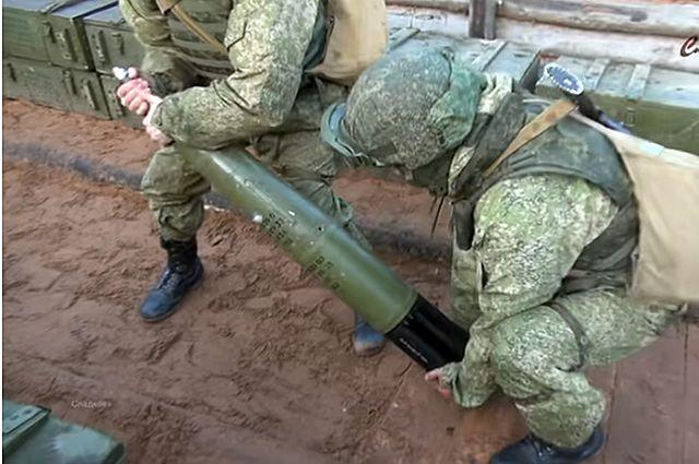 Управляемый артиллерийский снаряд «Краснополь».