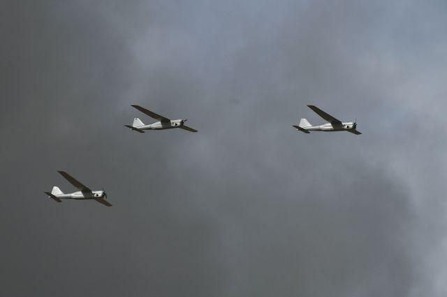 Беспилотные летательные аппараты на полигоне «Капустин Яр».