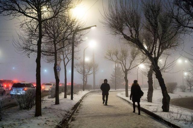 Но ночами будет морозно, также ожидаются ветра.