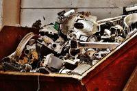 В Орске арендованный автомобиль мужчина сдал в металлолом.