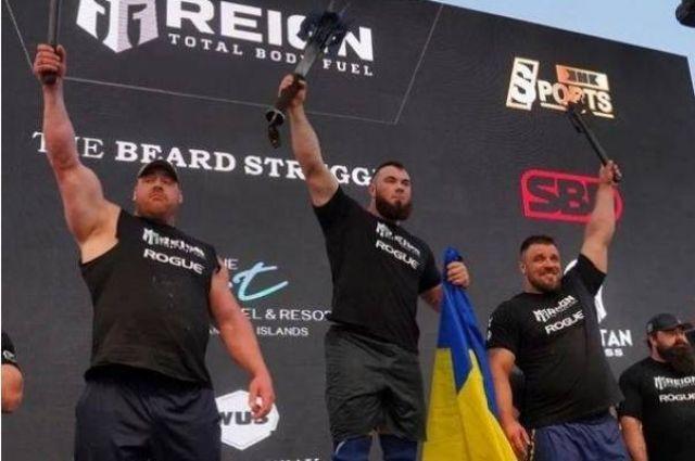 Украинец во второй раз стал самым сильным человеком планеты.