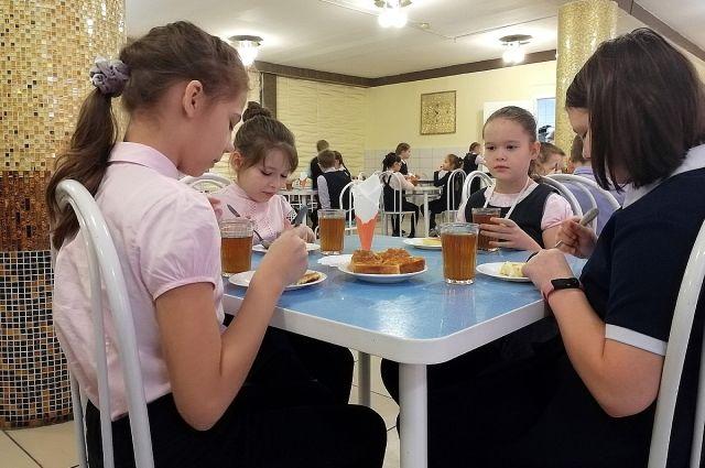 Школьники Красноярска заболели иерсиниозом, после обеда в столовой.