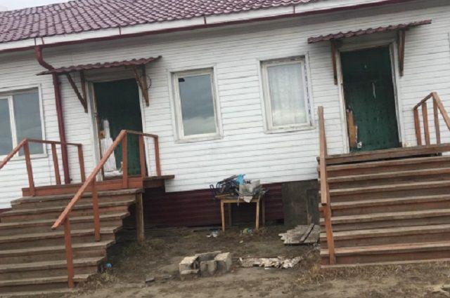 Дом для сирот ждал ремонта три года.