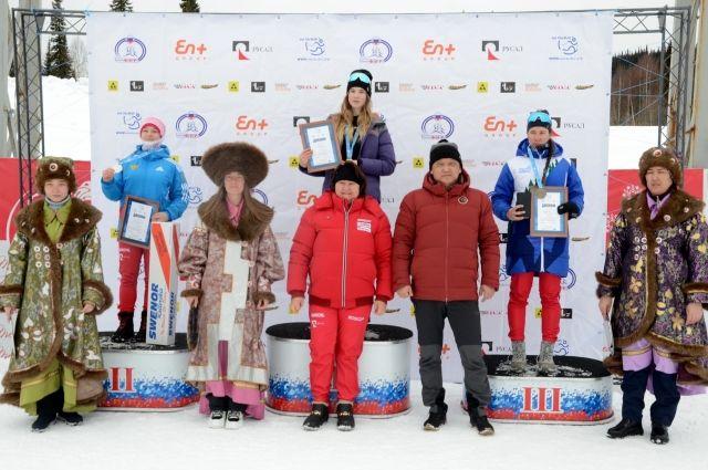 Лыжница из Ачинска Руслана Дьякова завоевала три золотые медали на финале открытых межрегиональных соревнований на призы компаний РУСАЛ и En+.