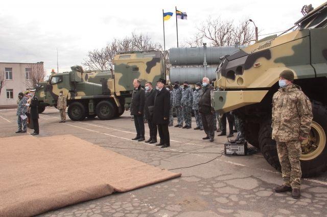 ВСУ получили опытные образцы ракетного комплекса «Нептун»
