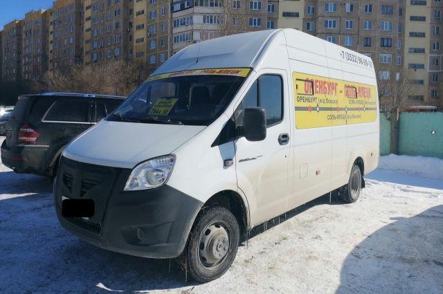 В Оренбургской обалсти задержали газелиста-нарушителя после публикации видео в соцсетях.