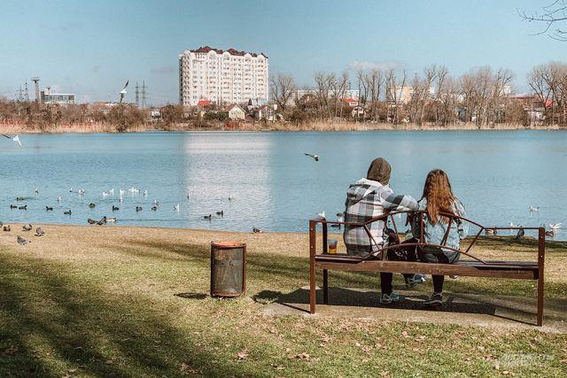 """Парк """"Солнечный остров"""" в Краснодаре."""