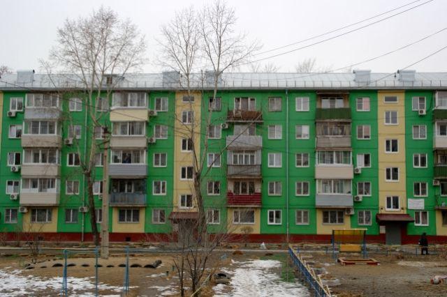 Дом по ул. Краснореченская, 42