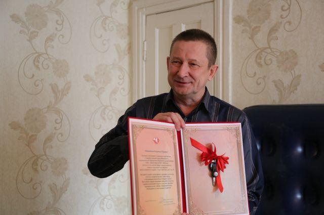 Медногорский МСК (предприятие металлургического комплекса УГМК) приобрел квартиру для врача-анестезиолога городской больницы.
